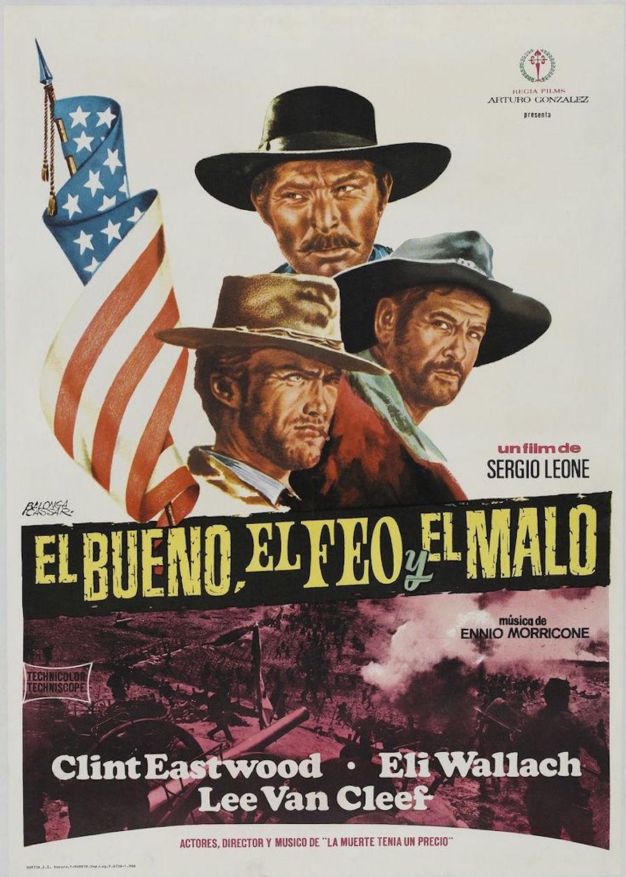 03 três homens em conflito 1966