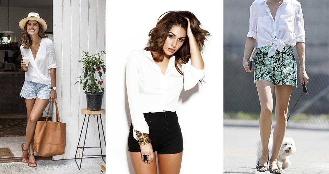 Arquivos camisa com shorts - Danielle Noce