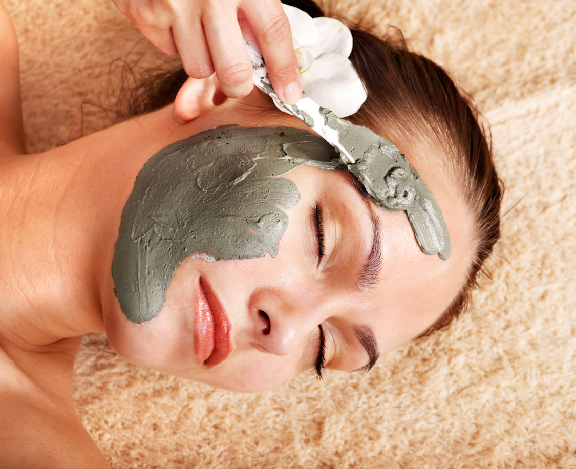 Как сделать глину для лица 850