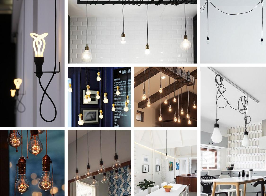 decoracao para lampadas : decoracao para lampadas:lampadas-fios-aparentes-classicas-modernas-decoracao-danielle-noce-2